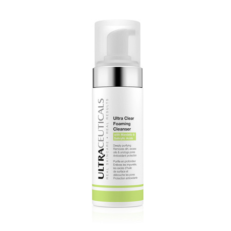 Ultraceuticals Ultra Clear Foaming Cleanser NZ stockist