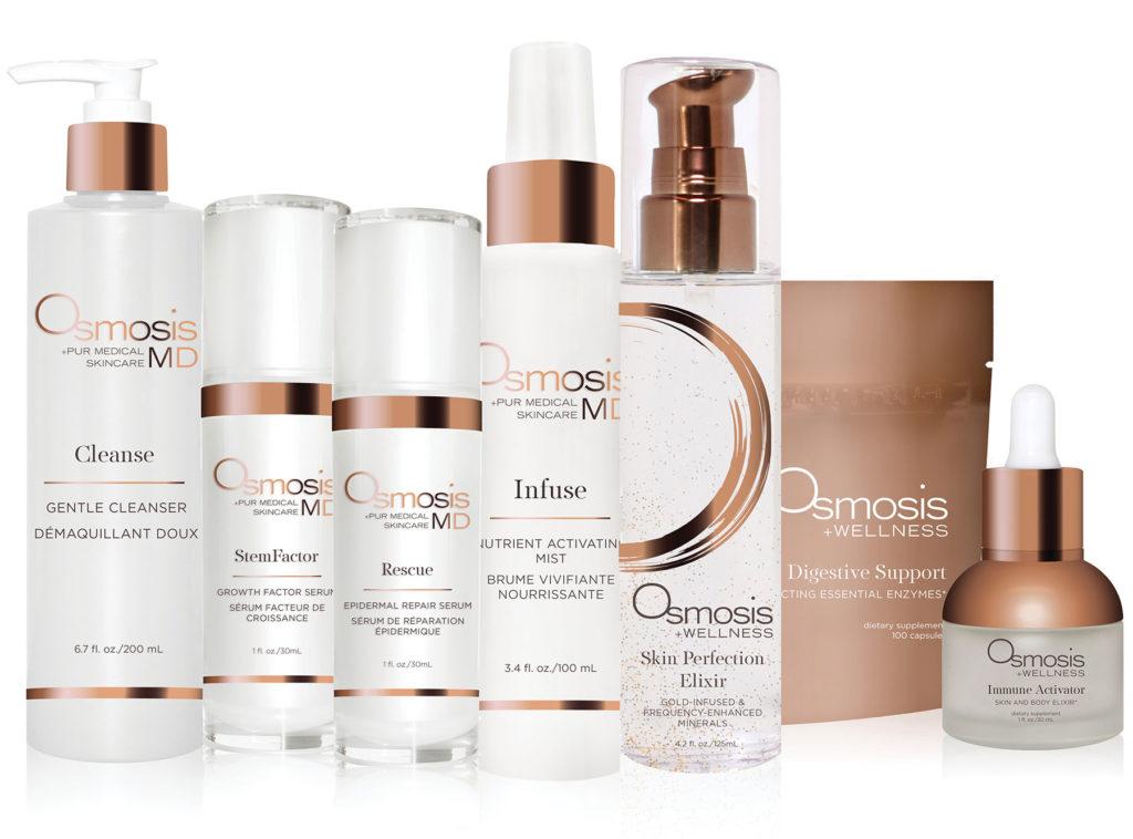 osmosis sensitive skin care products kerikeri